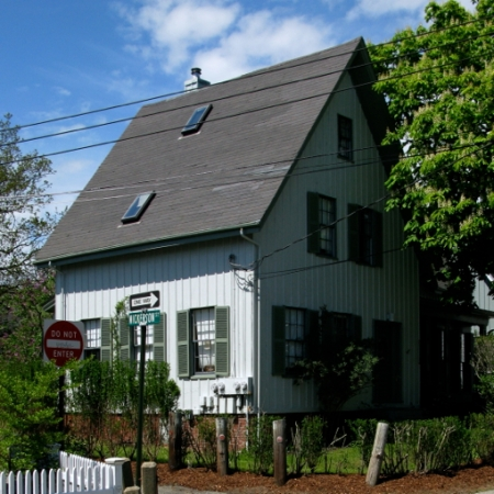 17 Tremont Street, Provincetown (2008), by David W. Dunlap.