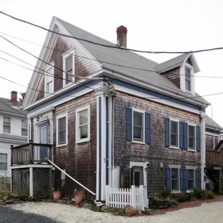 2 Winthrop Place, Provincetown (2013), by David W. Dunlap.
