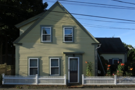 20 Winthrop Street, Provincetown (2012), by David W. Dunlap.