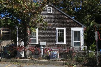 26 Standish Street, Provincetown (2012), by David W. Dunlap.