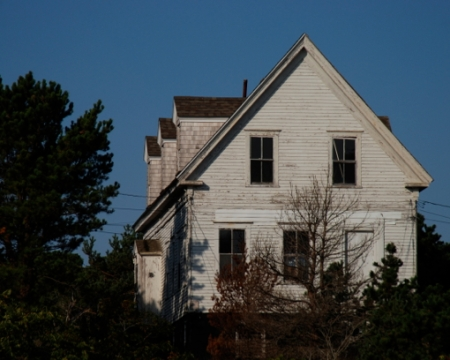 39 Ship's Way Road, Provincetown (2011), by David W. Dunlap.