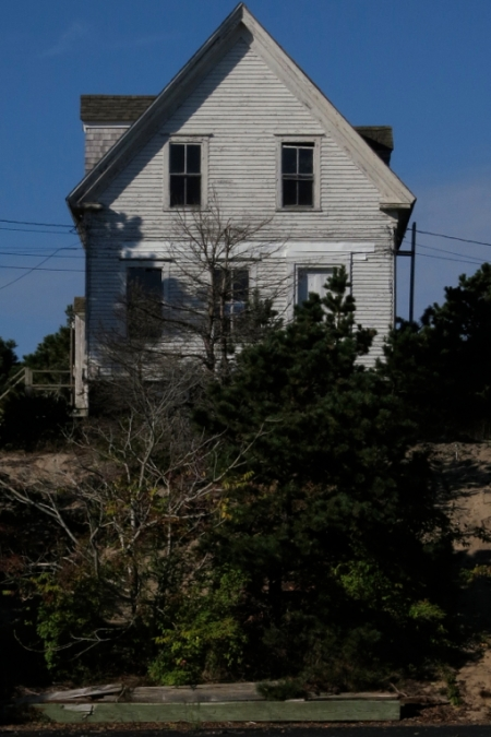 39 Ship's Way Road, Provincetown (2012), by David W. Dunlap.