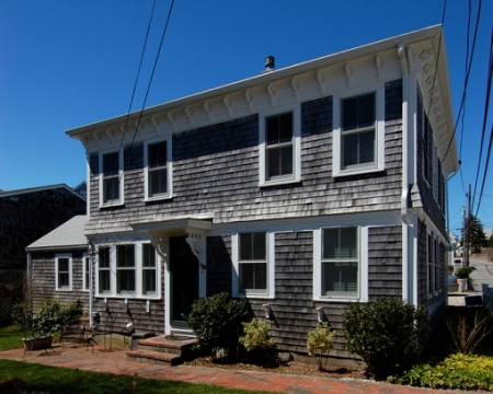 4 West Vine Street, Provincetown (2011), by David W. Dunlap.
