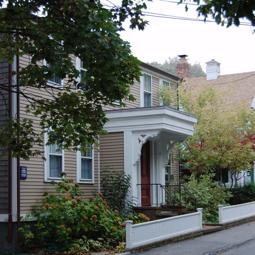 4 Winslow Street, Provincetown (2010), by David W. Dunlap.