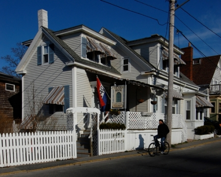 5 Standish Street, Provincetown (2011), by David W. Dunlap.