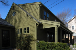 5 Young's Court, Provincetown (2011), by David W. Dunlap.