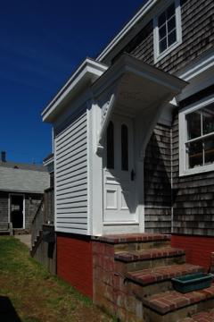 6 Soper Street, Provincetown (2011), by David W. Dunlap.
