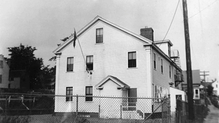 7 Tremont Street, Provincetown (1945). Scrapbooks of Althea Boxell: Book 1, Page 11. Courtesy of the Provincetown History Preservation Project (Dowd Collection).