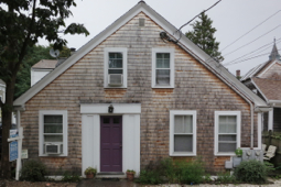 7 Webster Place, Provincetown (2013), by David W. Dunlap.