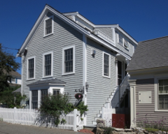 7 West Vine Street, Provincetown (2013), by David W. Dunlap.