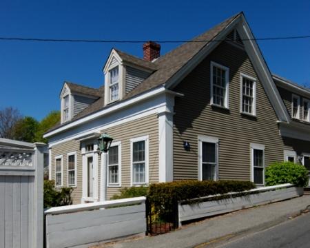 8 Winslow Street, Provincetown (2008), by David W. Dunlap.