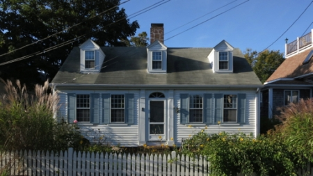 8 Winthrop Street, Provincetown (2012), by David W. Dunlap.
