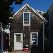 9 Washington Avenue, Provincetown (2012), by David W. Dunlap.