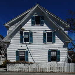 9 West Vine Street, Provincetown (2011), by David W. Dunlap.