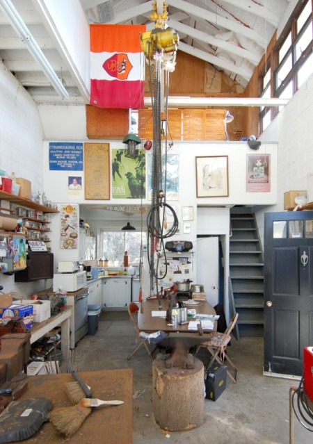 3 Aunt Sukey's Way, Jack Kearney's studio and workshop, by David W. Dunlap (2010).