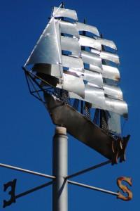 3 Bradford Street, Provincetown Welding Works, by David W. Dunlap (2011).