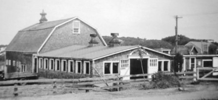 144 Bradford Street Extension, the Galeforce Farm barn, courtesy of Allen Gallant.