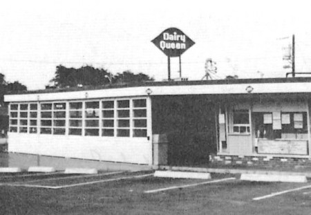 175 Bradford Street Extension, Dairy Queen, courtesy of the Provincetown History Preservation Project (1987).