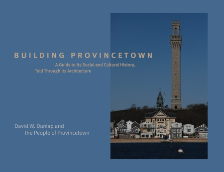 Building Provincetown Cover Front