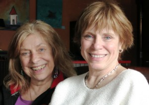 Margaret Van Sant and Jane Macdonald, by David W. Dunlap (2014).