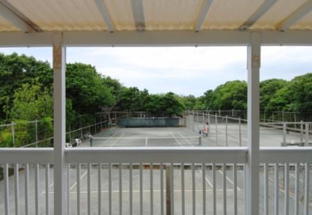 288 Bradford Street, Provincetown Tennis Club, by David W. Dunlap (2010).