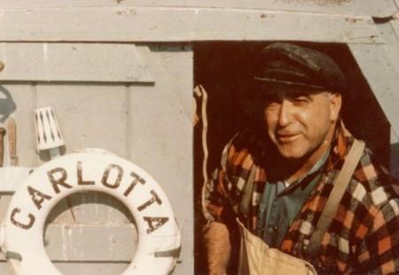 Capt. Louis Cordeiro Jr., by Bill Berardi, courtesy of Gordon Ferreira and Susan Leonard.