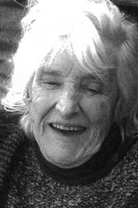 Hazel Hawthorne Werner, by Marian Roth (1991).