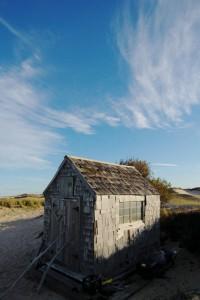 Kemp-Tasha shack, by David W. Dunlap (2009).
