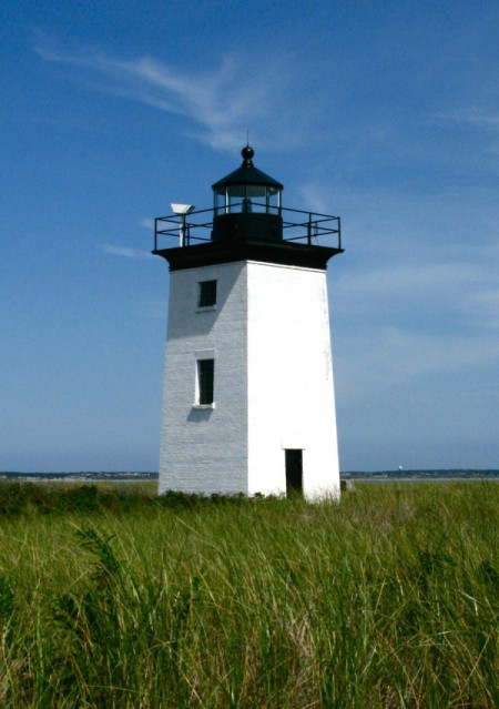 Long Point Light, by David W. Dunlap (2008).