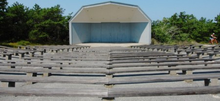 Province Lands Amphitheater, by David W. Dunlap (2009).