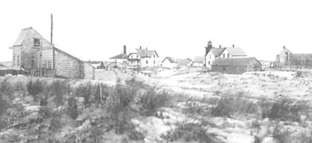 Race Point, by R. Smith (1900), courtesy of the Provincetown History Preservation Project.