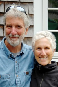 Bruce Deely and Lauren Richmond, by David W. Dunlap (2011).