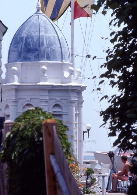45 Commercial Street, by David Jarrett (1981).