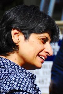Urvashi Vaid, by David W. Dunlap (2009).