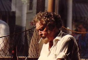 Howard Mitcham, by Joel Grozier.
