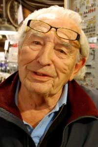 Bob Patrick, by David W. Dunlap (2012).