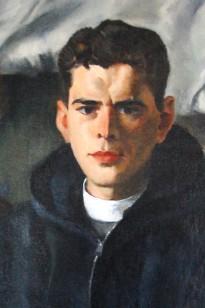 The Rev. Robert Wood Nicholson, by Jerry Farnsworth.