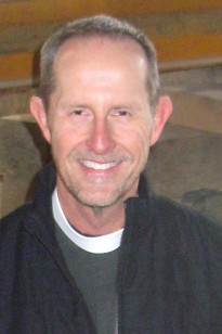 The Rev. Terry Pannell, by Deborah Minsky, for The Banner.