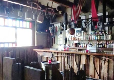 4-6 Masonic Place, Macho Bar at the A-House, by David W. Dunlap (2012).