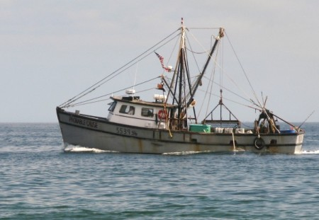 F/V Probable Cause, by David W. Dunlap (2008).