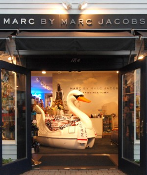 184 Commercial Street, Marc by Marc Jacobs, by David W. Dunlap (2010).