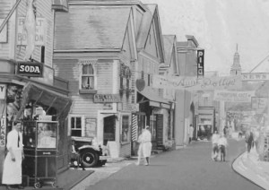 303 Commercial Street (1920), from the Provincetown History Preservation Project.