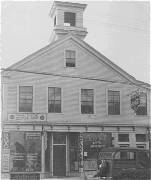 329 Commercial Street (1948), from the Provincetown History Preservation Project.