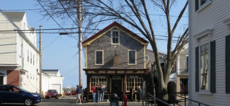 335 Commercial Street, by David W. Dunlap (2014).