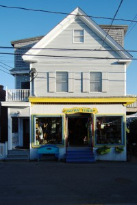349 Commercial Street, by David W. Dunlap (2009).