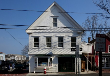 353 Commercial Street, by David W. Dunlap (2014).