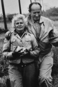 Ray and Nicky Wells, from The Provincetown Banner.