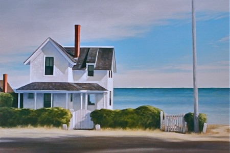 """On the Bay"" (2002), by John Dowd."