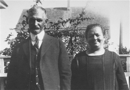 Manuel and Amelia Rego, from Miriam Collinson.