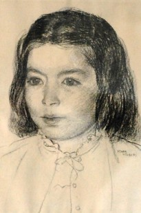 Elizabeth Lema, by Henry Hensche.